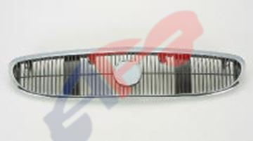 Picture of GRILLE 03-05 CHR WITH CENTER OEM