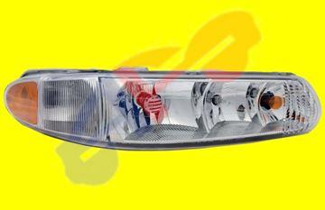 Picture of HEAD LAMP 97-05 RH W/CORNERING LAMP 5 PLUGS CENTURY/REGAL