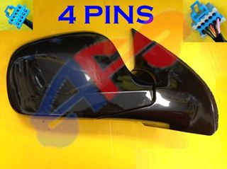 Picture of MIRROR 02-07 RH PTD PWR HT MAN-FOLD RENDEZVOUS