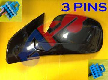 Picture of MIRROR 02-07 LH PTD PWR MAN-FOLD RENDEZVOUS