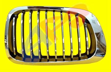 Picture of GRILLE 99-03 RH TO 3-03 FRAME-CHR/IN-CH CPE/CONV 3 SERIES