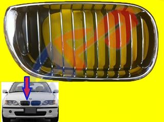 Picture of GRILLE 02-05 RH ALL-CHR SDN/WGN 3 SERIES