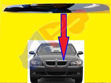 Picture of HOOD MOLDING 06-08 LH SD/WGN BMW3S