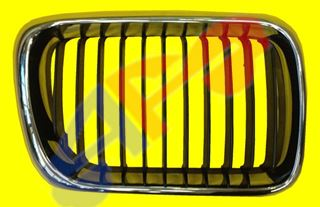 Picture of GRILLE 97-98 RH CHR BMW3S