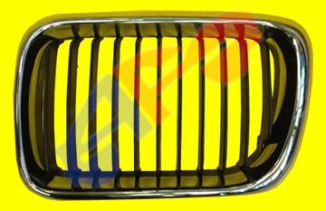 Picture of GRILLE 97-98 LH CHR BMW3S