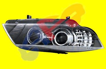 Picture of HEAD LAMP 09-11 LH HID W/O ADAPTIVE SDN/09-12 WGN 3 SERIES OEM