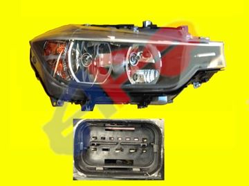 Picture of HEAD LAMP 12-15 RH SDN HALOG 3S (14-15 WGN)