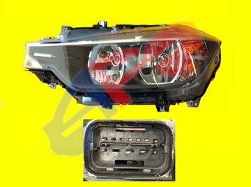 Picture of HEAD LAMP 12-15 LH SDN HALOG 3S (14-15 WGN)
