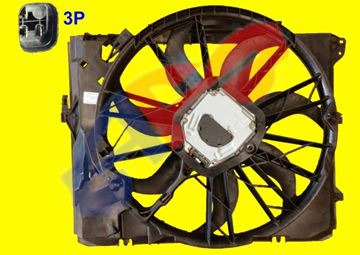 Picture of COOLING FAN 06-11 MT 2.5L/3.0L SDN 3S/08-13 128I 1S/09-16 30I Z4