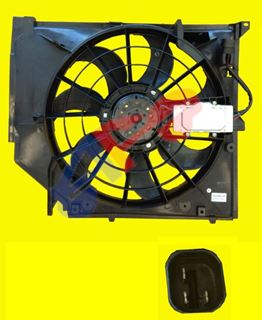 Picture of RAD FAN 99-00 SDN 4CYL 318I ONLY