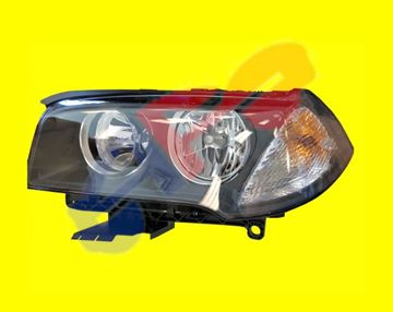 Picture of HEAD LAMP 07-10 LH HALOGEN X3