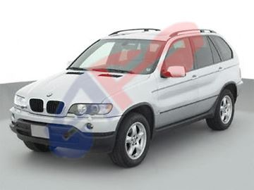 Picture of HOOD 00-03 STEEL BMW X5