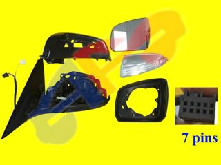 Picture of MIRROR 08-11 LH PWR HT W/SIGNAL & PTM COVER, W/O DIMMING, MANUAL-FOLDING (7-PIN) BZ C-CLASS