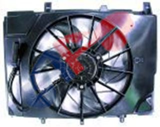 Picture of RAD FAN 97-98 SINGLE C-CLASS