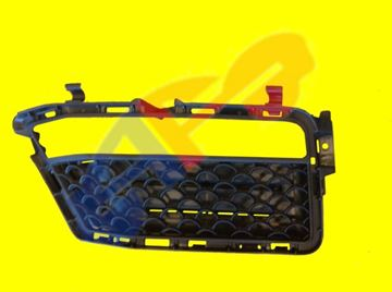 Picture of BUM GRILLE 10-13 LH OUTER BLK E63 ONLY SDN/WGN E-CLASS
