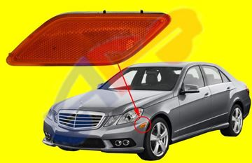 Picture of SIDE MARKER 10-13 LH SDN/WGN/HYBRID E-CLASS