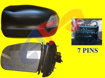 Picture of MIRROR 00-02 LH SDN PWR HTD W/SIGNAL (7-PIN) BZ E-CLASS (00-03 WGN)