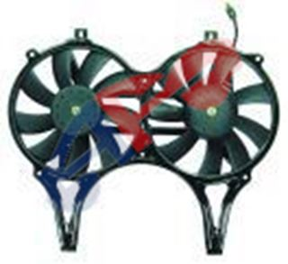 Picture of COOLING FAN 96-99 DUAL E-CLASS