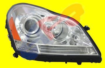Picture of HEAD LAMP 07-12 RH GL-CLASS