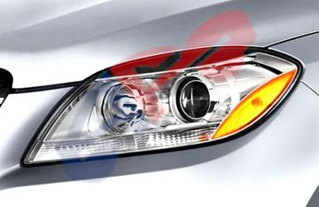 Picture of H/L LAMP 12-14 LH HALOGEN M-CLASS