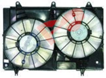 Picture of COOLING FAN 04-06 5.7L/6.0L CTS