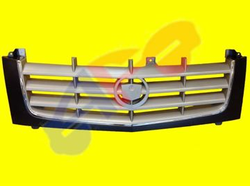 Picture of GRILLE 02-06 CHR/PTD ESCALADE EXT/00-06 ESCALADE