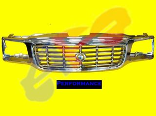 Picture of GRILLE 99-00 ALL CHROME ESCALADE