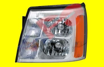 Picture of HEAD LAMP 02-02 LH HALOGEN ESCALADE/ESCALADE EXT