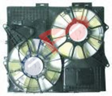 Picture of COOLING FAN 05-08 STS/04-09 SRX