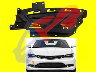 Picture of FOG LAMP COVER 15-17 RH 200