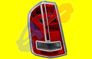 Picture of TAIL LAMP 11-12 LH W/CHRM CNTR 300