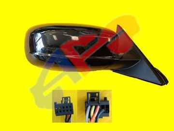 Picture of MIRROR 11-14 RH PTD PWR HT MAN-FOLD SDN 300