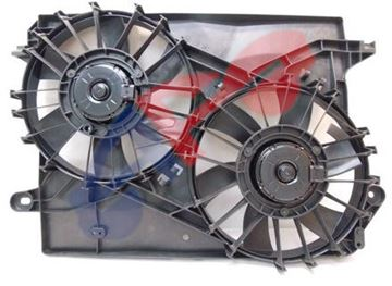 Picture of COOLING FAN 05-08 DUAL 300C/MAGNUM/