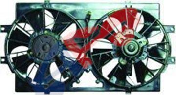 Picture of FAN ASY 95-99 V6 (MOTOR RH IS FLATE