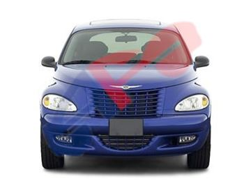 Picture of BUM COVER 04-05 FT ALL-SMOOTH W/O GROOVE PT-CRUISER