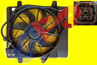 Picture of RAD FAN 06-10 W/O TURBO PT CRUISER