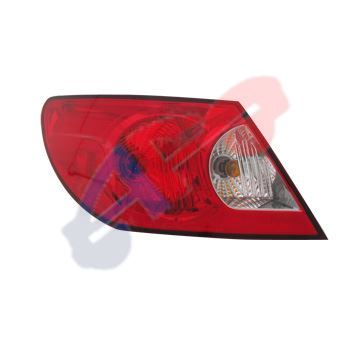 Picture of TAIL LAMP 07-08 LH SDN OUT SEBRING