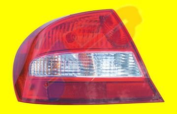 Picture of TAIL LAMP 03-05 LH COUPE SEBRING