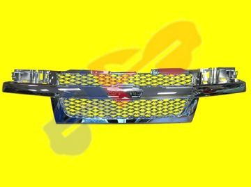 Picture of GRILLE 04-12 COMPOSITE CHR W/CHR MLDG COLORADO