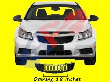 Picture of GRILLE 11-14 LOWER CRUZE