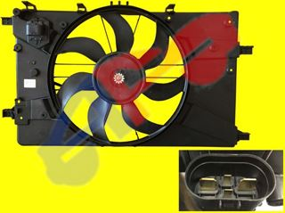 Picture of FAN ASSY 15-16 1.4L (16-16 CRUZE-LIMITED) SDN CRUZE