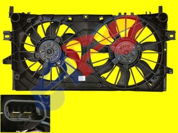 Picture of COOLING FAN 06-13 5.3L/3.6L IMPALA