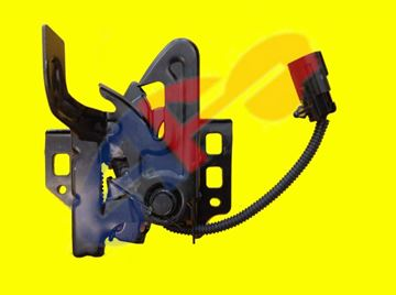 Picture of HOOD LATCH 08-12 W/CABLE MALIBU