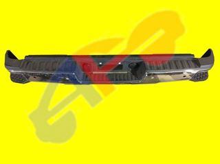 Picture of STEP BUM 15-18 RR ASSY CHR W/SENSOR W/TOW-HITCH, SINGLE WHEELS HD OEM