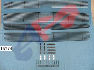 Picture of BILLET GRILLE 07-10 BOLT-OVER 2500/3500HD SILVERADO