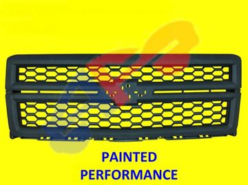 Picture of GRILLE 14-15 PAINTED W/HONEYCOMB 1500 SILVERADO