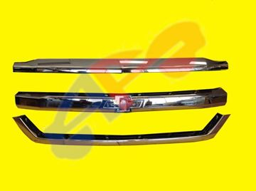 Picture of GRILLE 16-18 (3 BAR ONLY) CHR ALL MODEL SILVERADO
