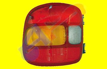 Picture of TAIL LAMP 99-06 LH S-SIDE SIERRA/SILVE