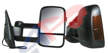 Picture of MIRROR 07-13 LH PWR HT TOWING SIGNAL ON COVER