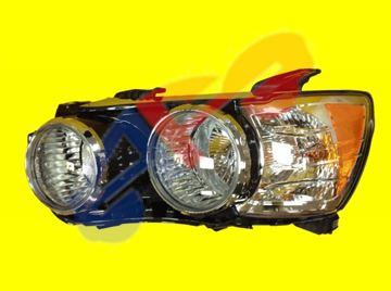 Picture of HEAD LAMP 12-16 LH W/CHR-RING LS/LT/RS/LTZ SONIC